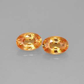 Buy 1.52 ct Orange Spessartite Garnet 6.06 mm x 4.2 mm from GemSelect (Product ID: 213697)