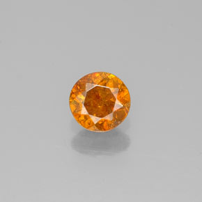 Buy 0.32 ct Yellow Golden Sphalerite 4.24 mm  from GemSelect (Product ID: 319872)