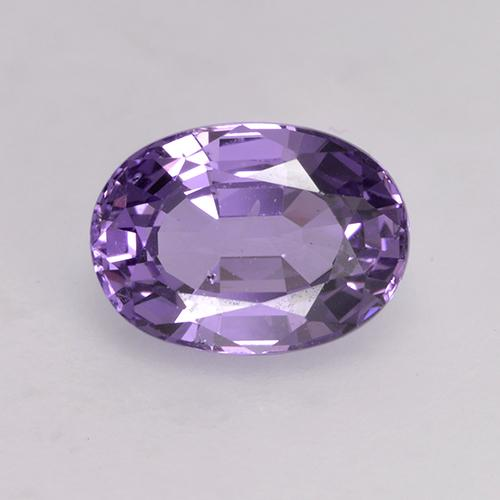 Buy 1.17 ct Pinkish Purple Spinel 7.25 mm x 5.3 mm from GemSelect (Product ID: 127499)