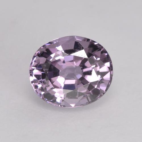 Medium Purple Spinel Gem - 0.8ct Oval Facet (ID: 245677)