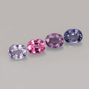 Buy 1.86 ct Multicolor Spinel 5.06 mm x 4.2 mm from GemSelect (Product ID: 250680)