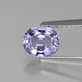 Buy 0.78 ct Blue Violet Spinel 6.16 mm x 5.1 mm from GemSelect (Product ID: 251665)