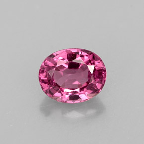 Buy 0.69 ct Deep Pink Spinel 5.63 mm x 4.6 mm from GemSelect (Product ID: 263729)