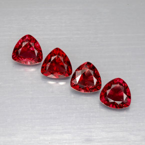 Buy 1.98ct Red Spinel 5.10mm x 4.99mm from GemSelect (Product ID: 286159)