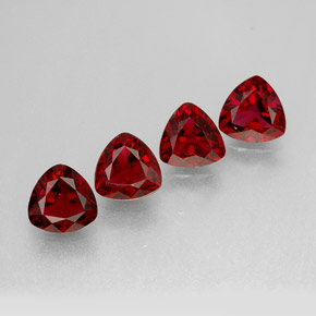 Buy 2.01 ct Red Spinel 5.09 mm x 5.1 mm from GemSelect (Product ID: 286163)