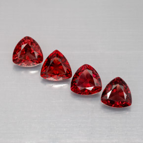 Buy 2.06 ct Red Spinel 5.09 mm x 5.1 mm from GemSelect (Product ID: 286179)