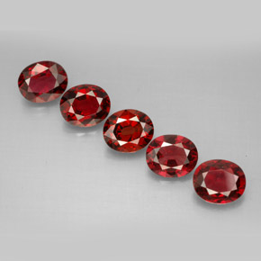 Buy 3.68 ct Red Spinel 6.09 mm x 5.2 mm from GemSelect (Product ID: 286828)