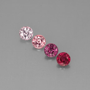 Buy 2.43 ct Multicolor Spinel 5.14 mm  from GemSelect (Product ID: 290114)