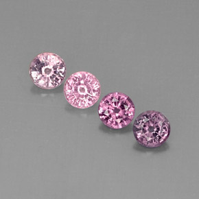 Buy 2.26 ct Multicolor Spinel 4.98 mm  from GemSelect (Product ID: 290126)