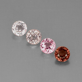 Buy 2.68ct Multicolor Spinel 5.04mm  from GemSelect (Product ID: 290132)