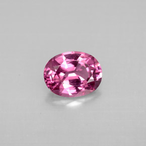 Buy 1.17ct Pinkish Purple Spinel 7.52mm x 5.87mm from GemSelect (Product ID: 294577)