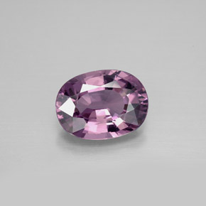 Buy 2.59 ct Pinkish Violet Spinel 9.82 mm x 7.4 mm from GemSelect (Product ID: 296178)