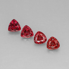 Buy 2.13 ct Red Spinel 5.14 mm x 5.1 mm from GemSelect (Product ID: 299367)