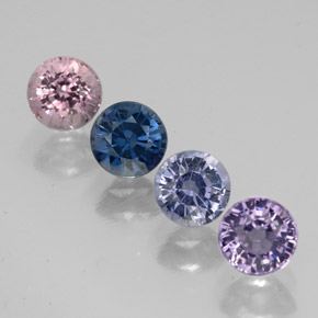 Buy 1.74 ct Multicolor Spinel 4.23 mm  from GemSelect (Product ID: 304781)