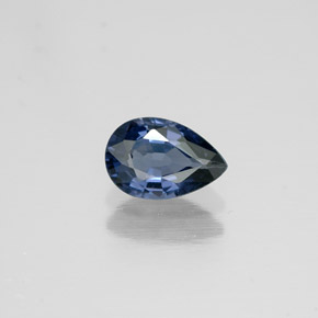 Buy 0.56ct Blue Spinel 6.44mm x 4.31mm from GemSelect (Product ID: 305007)