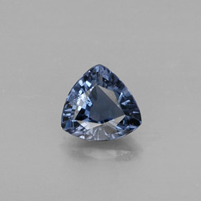 Buy 0.54ct Blue Spinel 5.41mm x 5.16mm from GemSelect (Product ID: 310568)