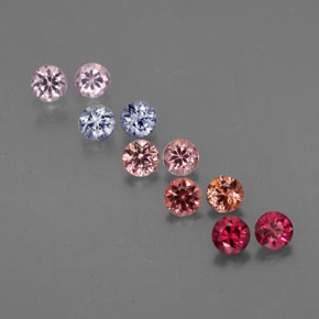 Buy 1.02 ct Multicolor Spinel 2.77 mm  from GemSelect (Product ID: 312077)