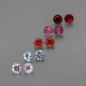 Buy 1.02 ct Multicolor Spinel 2.77 mm  from GemSelect (Product ID: 312078)