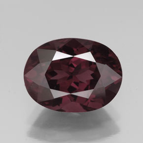 Buy 3.07 ct Deep Purple Spinel 10.22 mm x 7.8 mm from GemSelect (Product ID: 313916)