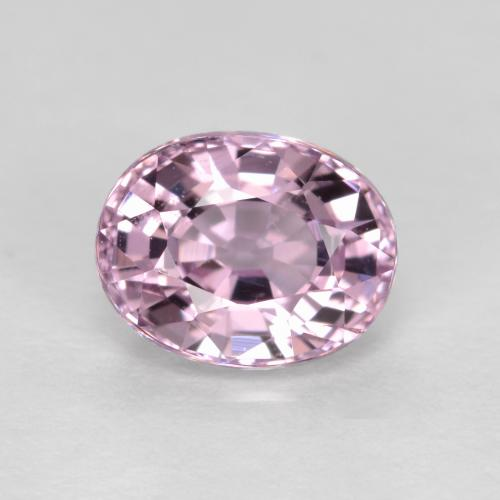 thumb image of 0.8ct Oval Facet Pink Spinel (ID: 314146)
