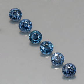 Buy 1.36ct Blue Spinel 3.56mm  from GemSelect (Product ID: 322424)
