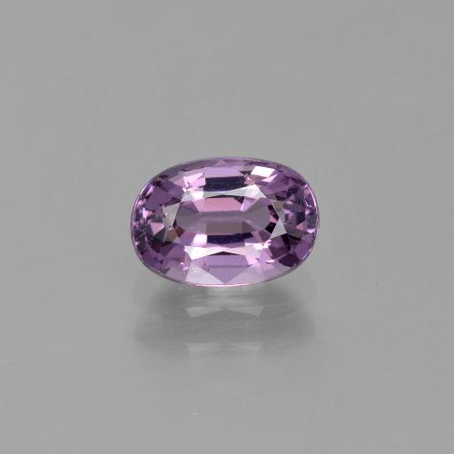 Medium-Dark Purple Espinela Gema - 1.1ct Forma ovalada (ID: 400590)