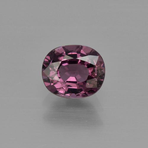 Buy 1.04 ct Purple Rose Spinel 6.52 mm x 5.5 mm from GemSelect (Product ID: 401393)