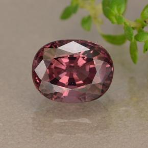 thumb image of 1.2ct Oval Facet Purplish Red Spinel (ID: 401699)