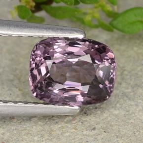 1.5ct Cushion-Cut Purple Spinel Gem (ID: 483524)
