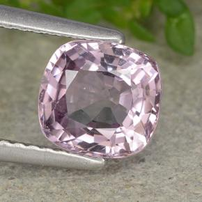 Light Pinkish Purple Espinela Gema - 1.7ct Corte en Forma Cojín (ID: 483530)