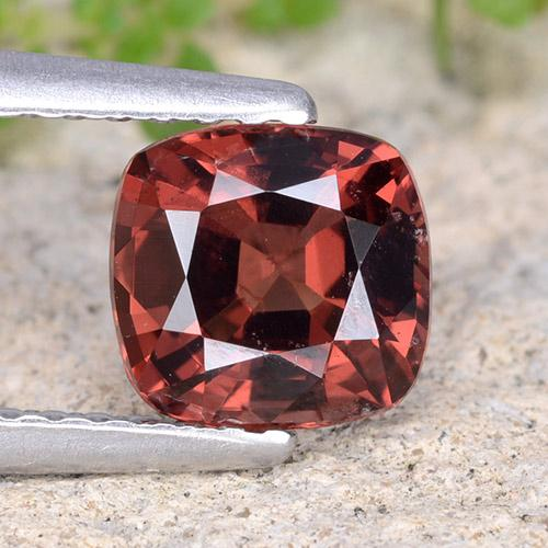 thumb image of 1.1ct Cushion-Cut Red Spinel (ID: 484557)