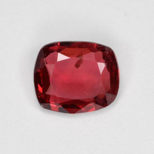 thumb image of 0.8ct Cushion-Cut Red Spinel (ID: 484559)