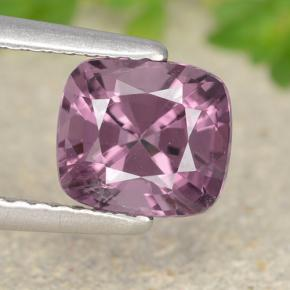 1.4ct Cushion-Cut Purple Spinel Gem (ID: 490302)
