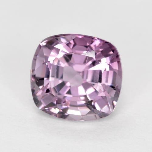 Argent violet Spinelle gemme - 1.6ct Coussin-coupe (ID: 490315)