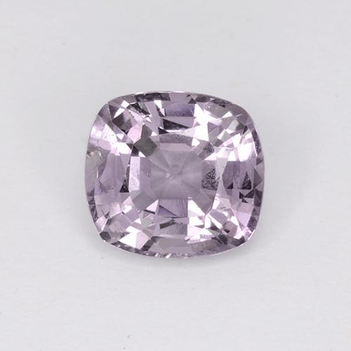 Light Violet Spinel Gem - 1.4ct Cushion-Cut (ID: 495712)