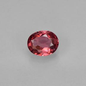 0.3ct Oval Facet Jam Red Spinel Gem (ID: 503423)