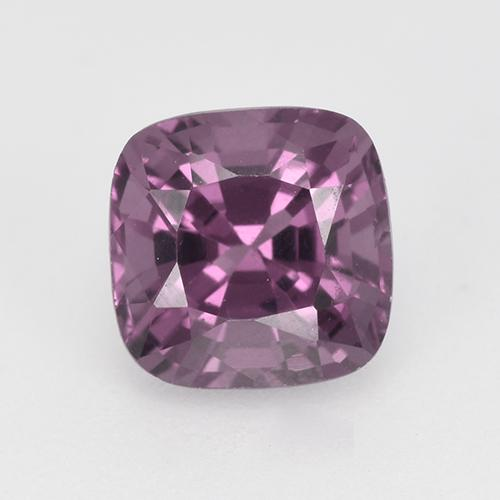 Grape Purple Espinela Gema - 1.1ct Corte en Forma Cojín (ID: 513264)