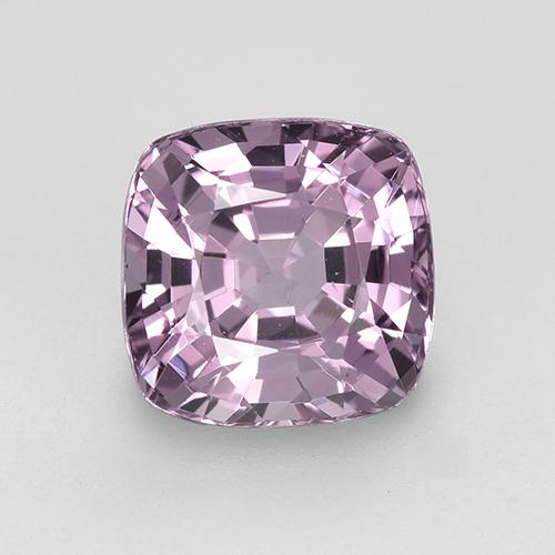 Light Grape Purple Espinela Gema - 1.6ct Corte en Forma Cojín (ID: 517367)