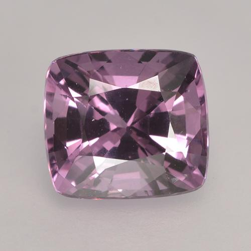 Deep Mauve Spinel Gem - 1.7ct Cushion-Cut (ID: 531344)