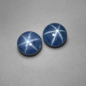 Buy 2.41ct Blue Star Sapphire 6.19mm  from GemSelect (Product ID: 360562)