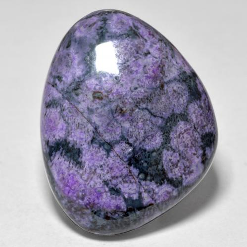 Multicolor Sugilite Gem - 21ct Trillion Cabochon (ID: 471105)