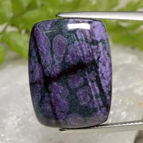 Multicolor Sugilite Gem - 20.6ct Cushion Cabochon (ID: 472356)