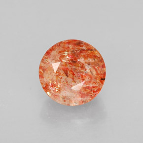 Buy 1.98ct Orange Sunstone 7.72mm  from GemSelect (Product ID: 308234)