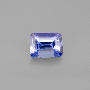 Buy 1.03 ct Violet Blue Tanzanite 6.83 mm x 5.2 mm from GemSelect (Product ID: 287930)