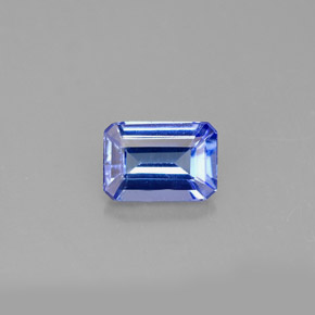 Buy 0.86 ct Violet Blue Tanzanite 6.79 mm x 4.7 mm from GemSelect (Product ID: 287931)