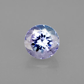 Buy 1.41ct Violet Blue Tanzanite 6.59mm  from GemSelect (Product ID: 288119)