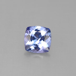 Buy 0.92 ct Violet Blue Tanzanite 6.04 mm x 6 mm from GemSelect (Product ID: 290198)