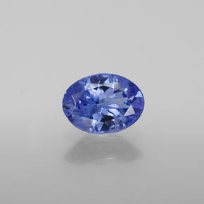 Buy 0.94ct Violet Blue Tanzanite 7.59mm x 5.59mm from GemSelect (Product ID: 291327)