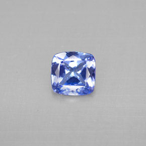 Buy 0.90 ct Violet Blue Tanzanite 6.06 mm x 5.9 mm from GemSelect (Product ID: 294331)