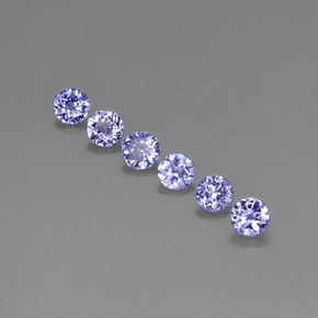 Buy 1.46ct Bluish Violet Tanzanite 3.96mm  from GemSelect (Product ID: 300897)